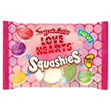 Swizzels Matlow Love Hearts Squashies 45g