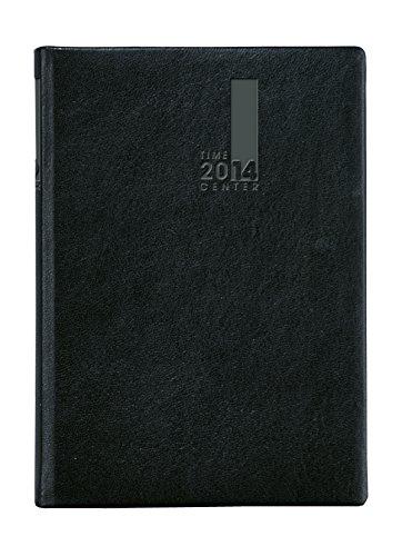 Brunnen TimeCenter 2014 A5 Buchkalender + Notizen 1Wo.=2Seiten Kalender 10-7292014