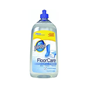SC Johnson Pledge Floor Care Multi-Surface Finish 27 OZ
