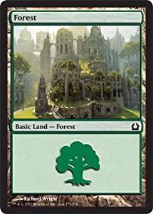 Magic: the Gathering - Forest (273) - Return to Ravnica
