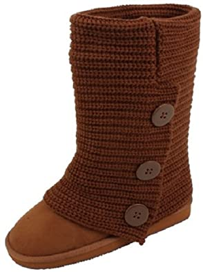 shoes 18 womens rib knit sweater crochet boots 5 colors