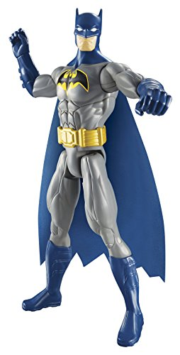 Mattel CDM63 DC Comics Batman Figure, 12-Inch at Gotham City Store