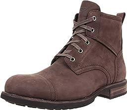 UGG Australia Men\'s Parkhurst Casual Ankle Boot Espresso 9 M US
