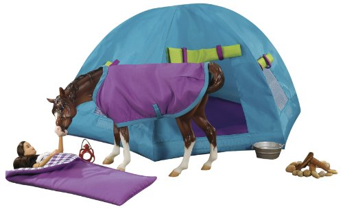 Breyer Backcountry Camping Set - Accessory for Breyer Tradtional Horse Toy Models (Trailer Horse Accessory compare prices)