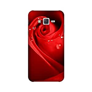 PrintRose Samsung Galaxy J3 back cover - High Quality Designer Case and Covers for Samsung Galaxy J3 Rose