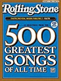 Selections from Rolling Stone Magazine's 500 Greatest Songs of All Time (Instrum