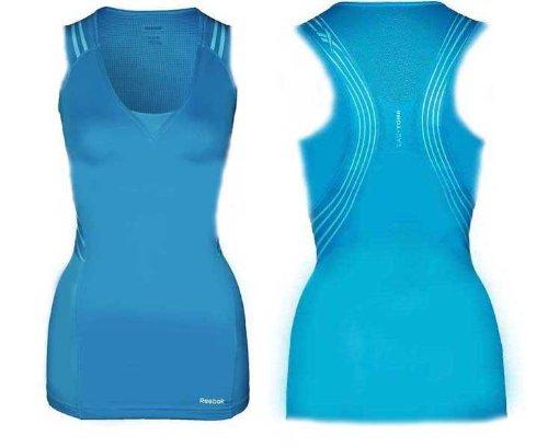 Reebok Easytone Womens Running Sleeveless Vest