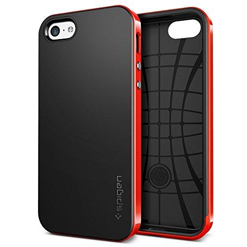 国内正規品SPIGEN SGP iPhone5c ケース ネオ・ハイブリッド [ダンテ・レッド]SGP10510