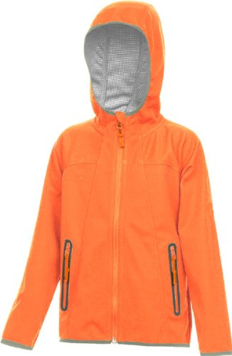 Mammut Ultimate Hoody Jacket Kids kiwano/silver 164