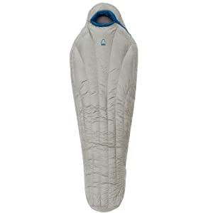 Sierra Designs Cloud 15 Degree 900 Fill Left Hand Sleeping Bag (Long)