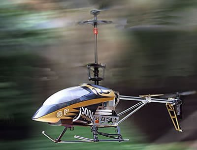 Syma New 3 Channels Helicopter - The Alloy Shark