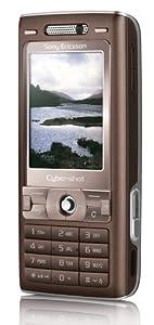 Sony Ericsson K800i Allure Brown UMTS Handy