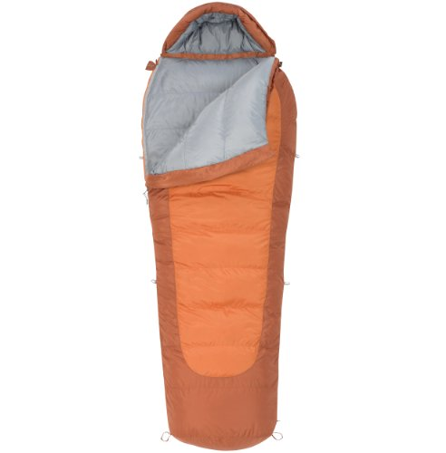 Kelty Coromell 0-Degree Sleeping Bag, Orange, 6-Feet 6-Inch