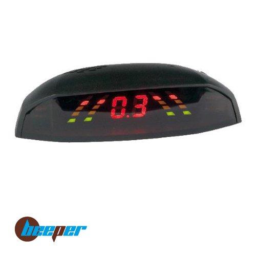 beeper rk039rf radar de recul afficheur sans fil. Black Bedroom Furniture Sets. Home Design Ideas