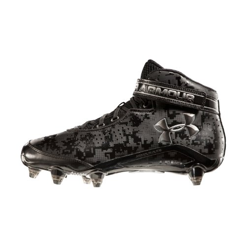 Men's UA Run 'N Gun D Football Cleats Cleats by Under Armour