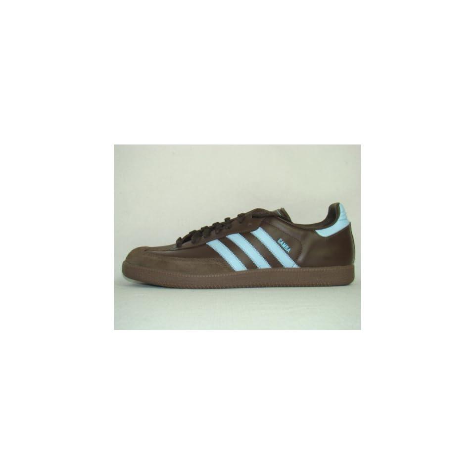 Adidas Samba Sneaker braunblau Schuhe & Handtaschen on