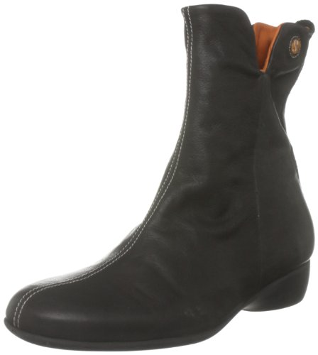 Softinos Women's Arisa Brown Ankle Boots P900018058 3 UK