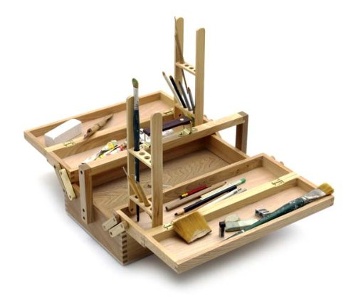 artina-caja-de-pinturas-vienne-2-soportes-para-pinceles-comoda-portatil-y-plegable-42x18x24-cm