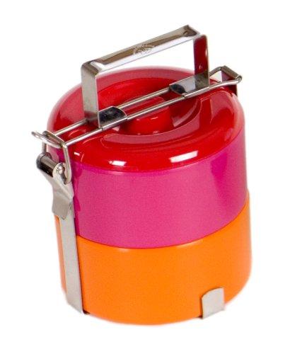 vivo kids bento box orange and pink. Black Bedroom Furniture Sets. Home Design Ideas