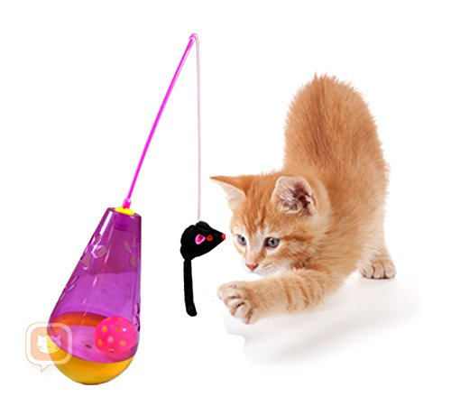 Best Toys For An Active Cat