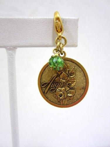 Maximal art by john wind womens august birthstone jewelry for Minimal art jewelry
