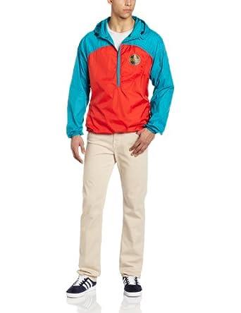 (快抢)男士防水软壳Element Men's Hideaway Jacket Pine色 $14.72