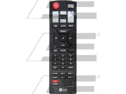 lg sound bar remote control instructions
