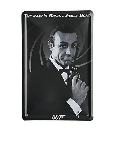 LO + demoda muurschildering Bond