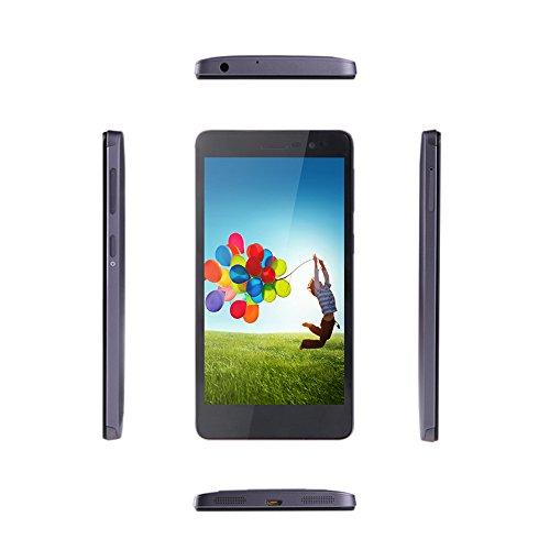 Lenovo S860 SIMフリースマートフォン 3Gスマートフォーン IPS 1280 * 720ピクセル●Android4.2搭載●5.3インチ/ MTK6582 1.3GHzクワッドコア/1GB RAM 16GB ROM 1.6MP 8.0MP/デュアルSIM+デュアルカメラ並行輸入品