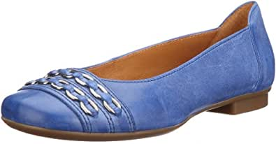 Gabor Shoes 4411076, Damen Ballerinas, Blau (bluette), EU 36 (UK 3.5)