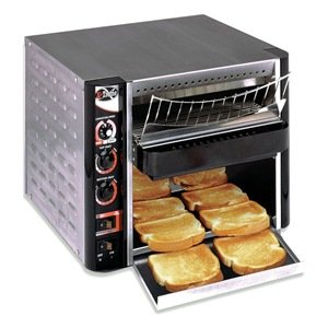 Radiant Conveyor Toaster