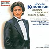 Händel & Mozart Arien