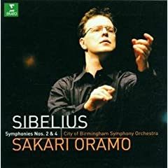 Sibelius: Symphonies Nos. 2 & 4