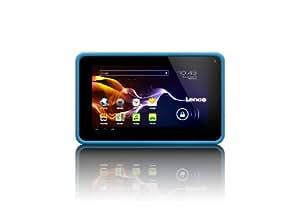"Lenco Cooltab 72 Tablette Tactile 7"" (17,78 cm) ARM CortexA7 1,2 GHz 4 Go Android Jelly Bean 4.2.1 Wi-Fi Bleu"