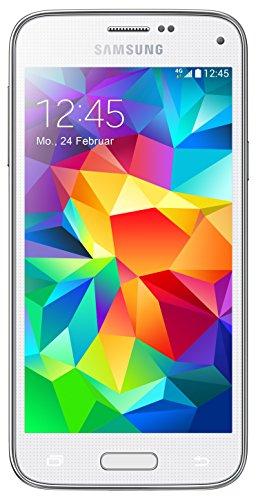 Samsung Galaxy S5 Mini G800F Unlocked Cellphone, International Version, 16GB, White (Samsung Galaxy S5 Mini For Sprint compare prices)