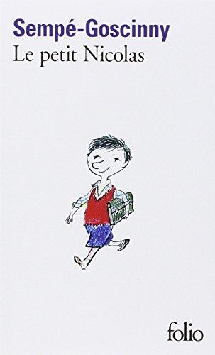 Buchseite und Rezensionen zu 'Le Petit Nicolas (Folio)' von Sempe-Goscinny