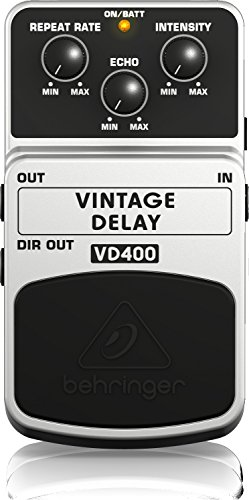 behringer-vd400-vintage-delay-effects-pedal