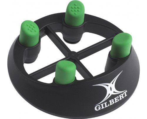 Gilbert Men's Gilbert Kicking Tee - Black/Green