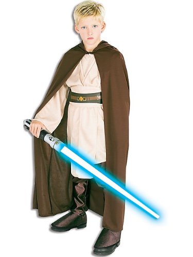 Star Wars Classic Hooded Jedi Robe Child Costume