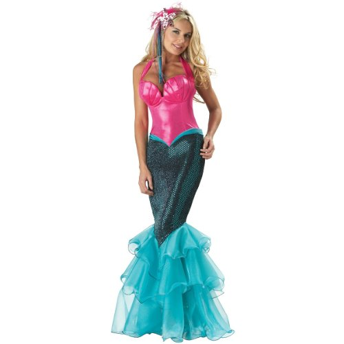 WMU - Mermaid Adult Small