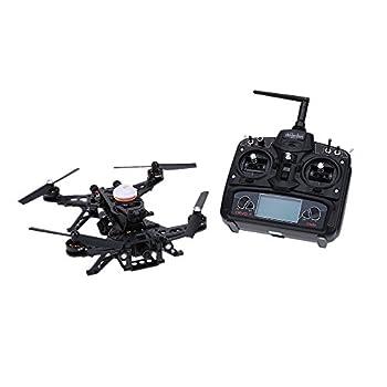 Walkera Runner 250 ベーシック 3 バージョン DEVO 7送信機 800TVL HDカメラ セット [並行輸入品]