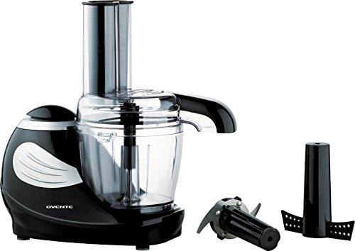 Ovente HA015B 1.5 Cup Pulse Electric Food Processor and Chopper, Black (Mini Food Slicer compare prices)