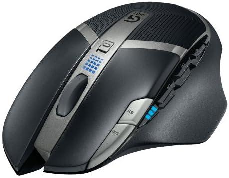 LOGICOOLワイヤレス ゲーミングマウス 最大稼働250時間 G602