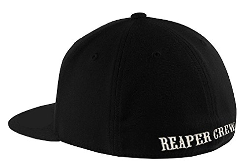 soa-sons-of-anarchy-reaper-crew-fitted-baseball-cap-hat-adult-small-medium
