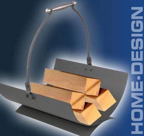 design kamin holztrage ofen tragekorb elecsa 1066. Black Bedroom Furniture Sets. Home Design Ideas