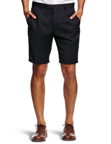 Vito Eaton Pin Men's Shorts Navy Medium