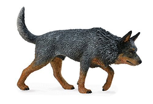 Collect A Cats & Dogs Australian Cattle Dog Toy Figure