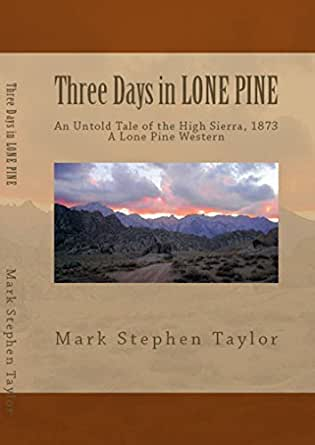 lone pine single personals Buy a kindle kindle ebooks kindle unlimited prime reading best sellers & more kindle book deals free reading apps kindle singles single copy the lone pine.