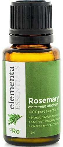 Rosemary 100% Pure Natural Therapeutic Grade Essential Oil (Comparable to DoTerra & Young Living)