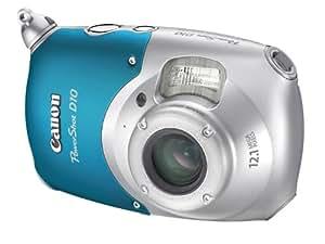 "Canon PowerShot D10 Digital Camera (12.1 MP, 3.0x Optical Zoom) 2.5"" LCD"